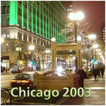 Marc & Dana in Chicago 2003!