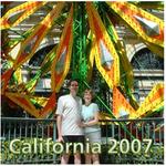 Marc & Dana in California 2007!