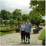 Marc & Dana in Vienna 2005!