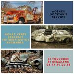 Extérieurs - Voitures - autos - motos - caravanes - tracteurs