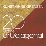 Kunst ohne Grenzen - 20 Jahre art/diagonal
