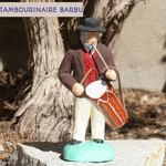 tambourinaire barbu