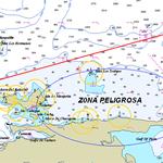 Ruta de navegación a Venezuela