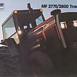 Massey Ferguson 2800 V8
