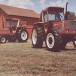 Hesston 580 & 980