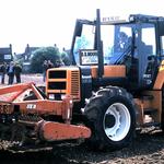 Renault Traktor technische Daten