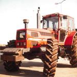 Same Laser Traktor
