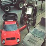 Lamborghini Traktoren