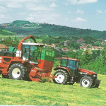 Fiatagri New Holland 9645 und M100