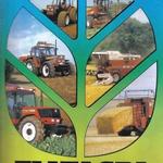 Fiatagri Produktprogramm 1984