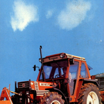 Fiatagri 85-90 Turbo DT
