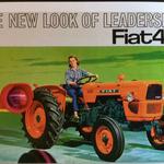 Fiat Traktor 415