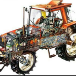 Fiatagri Winner F130 DT Turbo