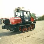 Belarus Kettentraktor