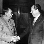 Mao Zedong und R. Nixon