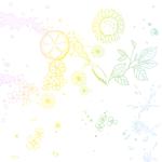 きゃめる10周年アルバム 「PATY!」 CDデザインのための(2019)