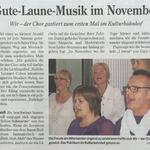 Heilbronner Stimme 2014 11 09 Neuenstein