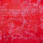 campo energético V, 2012 · mixta / tela · 130 x 180 cm