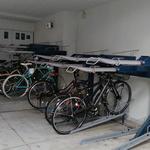 撤去後の駐輪場 @菱和パレス高輪TOWER/株式会社クレアスコミュニティー