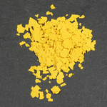 Farbchips gelb groß