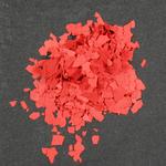 Farbchips rot-orange groß