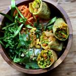 Bo bun franc-comtois. veggie and beautiful