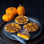 Pumpkin pies. Marie Laforêt