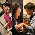 2018.5.26 Canary Sound(イデノアツシperc,吉村タケルp,脇山拓b)