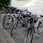 Die Trekkingradgruppe der RSG ist aiuch mitgefahren, es muss kein Rennrad sein!