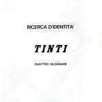 """Ricerca d'identità"", Tinti Giovanni (1917-2012) Savona,"