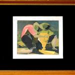 s.t. 035 B Giusto Carlo (coll. Sintesi) s.d., Italia, carta collage 34,5x25,5, concettuale, collezione privata, grande archivio