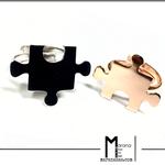 Anelli puzzle regolabili
