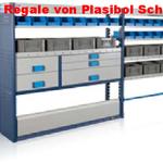 Regalsysteme von Plastipol Scheu
