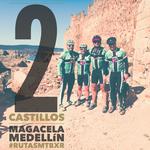 2 Castillos (Magacela-Medellín)