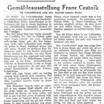 Hannoversche Presse 12.11.1954