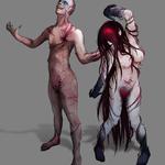 LoneLy-Creatures: Die Gegenspieler Cinder und Fearmale