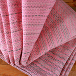 MADALO Perla Rosa - baby wrap - Handgewebte Babytragetücher