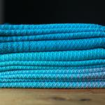 MADALO Estacas Verde - baby wrap - Handgewebtes Babytragetuch