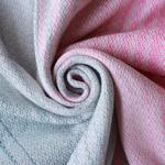 MADALO Pastelito Blanco - baby wrap - Handgewebtes Babytragetuch