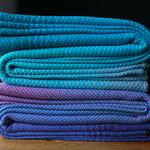 MADALO Estacas - baby wrap - Handgewebtes Babytragetuch