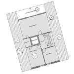 Beispielgrundriss Spitzboden Penthouse
