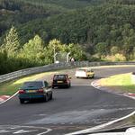 Nurburgring met 13 prachtige BTC volvo's