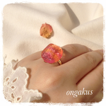 Button ring * candy