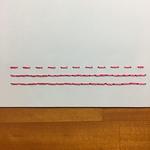 Stitch sampler (三本取り)