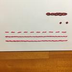 Stitch sampler (六本取り)