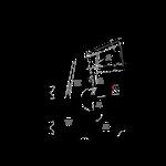 Projet - Plan étage 1