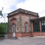Der Bahnhof in Veitshöchheim