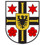 Wappen des Standortes Bad Mergentheim: Panzerbrigade 36 bis 1993 (12. Panzerdivision)