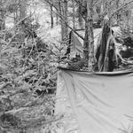 Zeltlager im Schnee - 30° unter Null!
