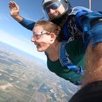 Fallschirmspringen Waldmünchen Fallschirmsprung